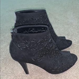 Cato Peep Toe Stiletto Heel